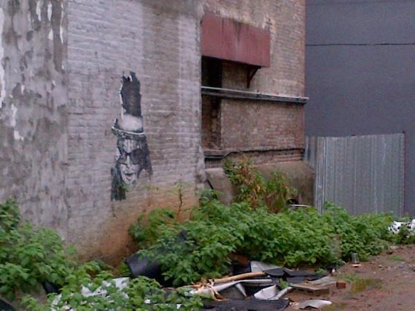 Hell's Kitchen street art